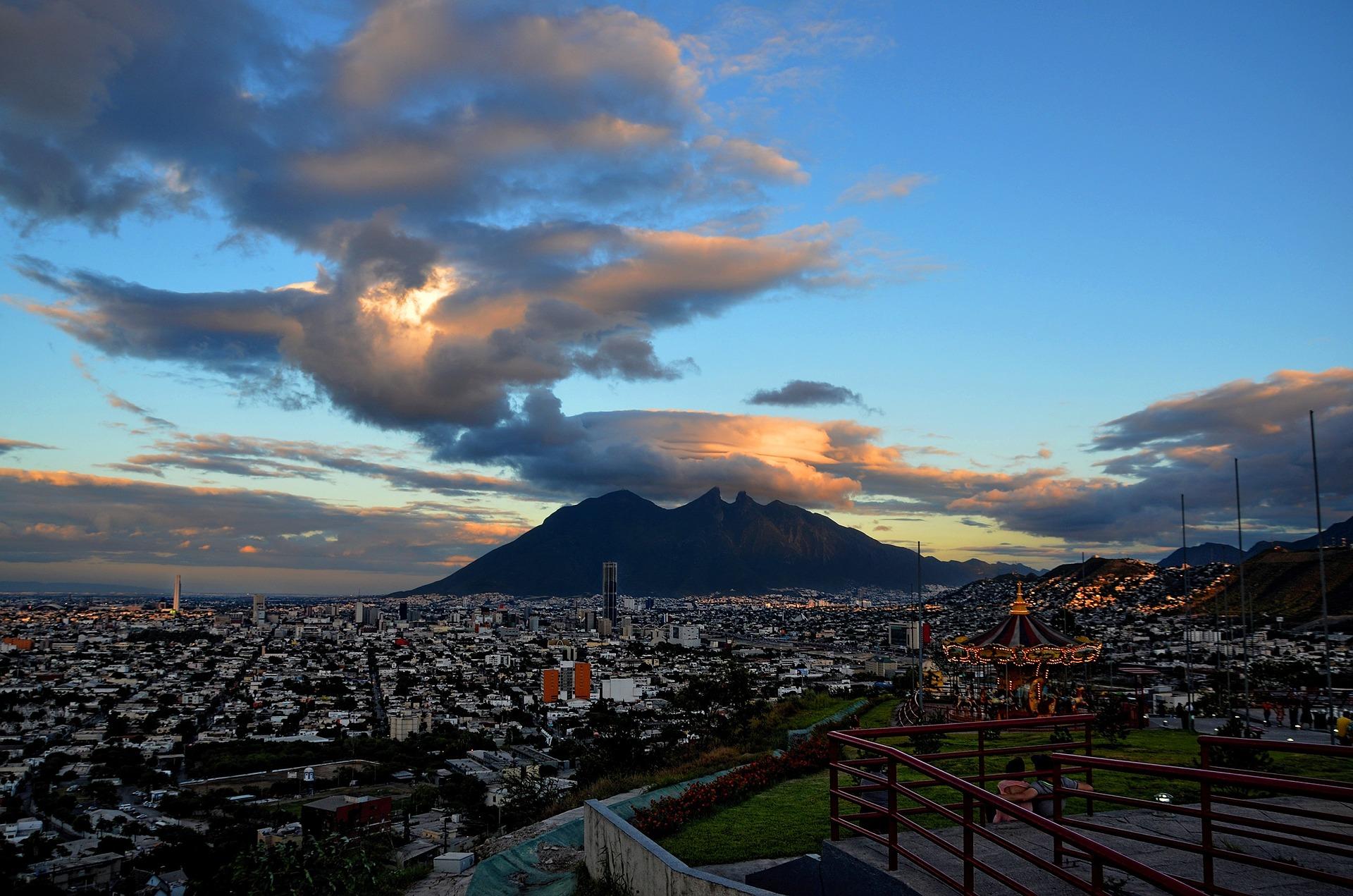 Cerro de la Silla en Monterrey