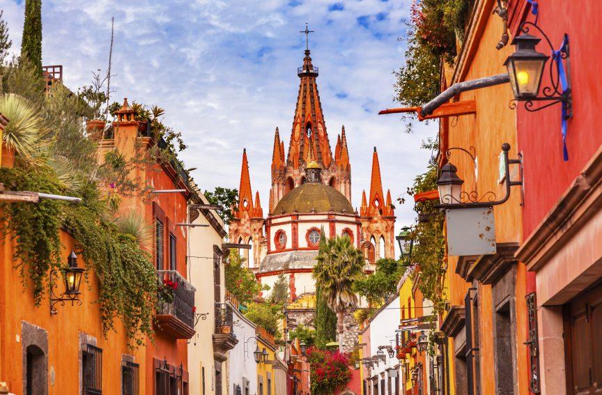 Impresionantes santuarios en México