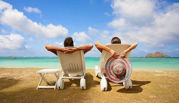 3 razones para que escapes de vacaciones