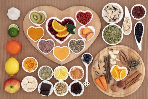alimentos para la gripe