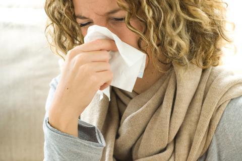 como controlar la gripe