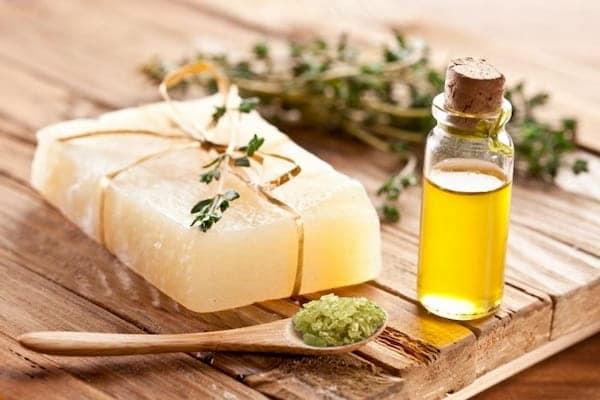 beneficios del jabón con glicerina