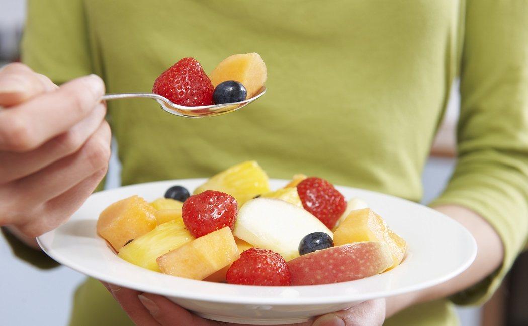 cómo comer sano sin verduras