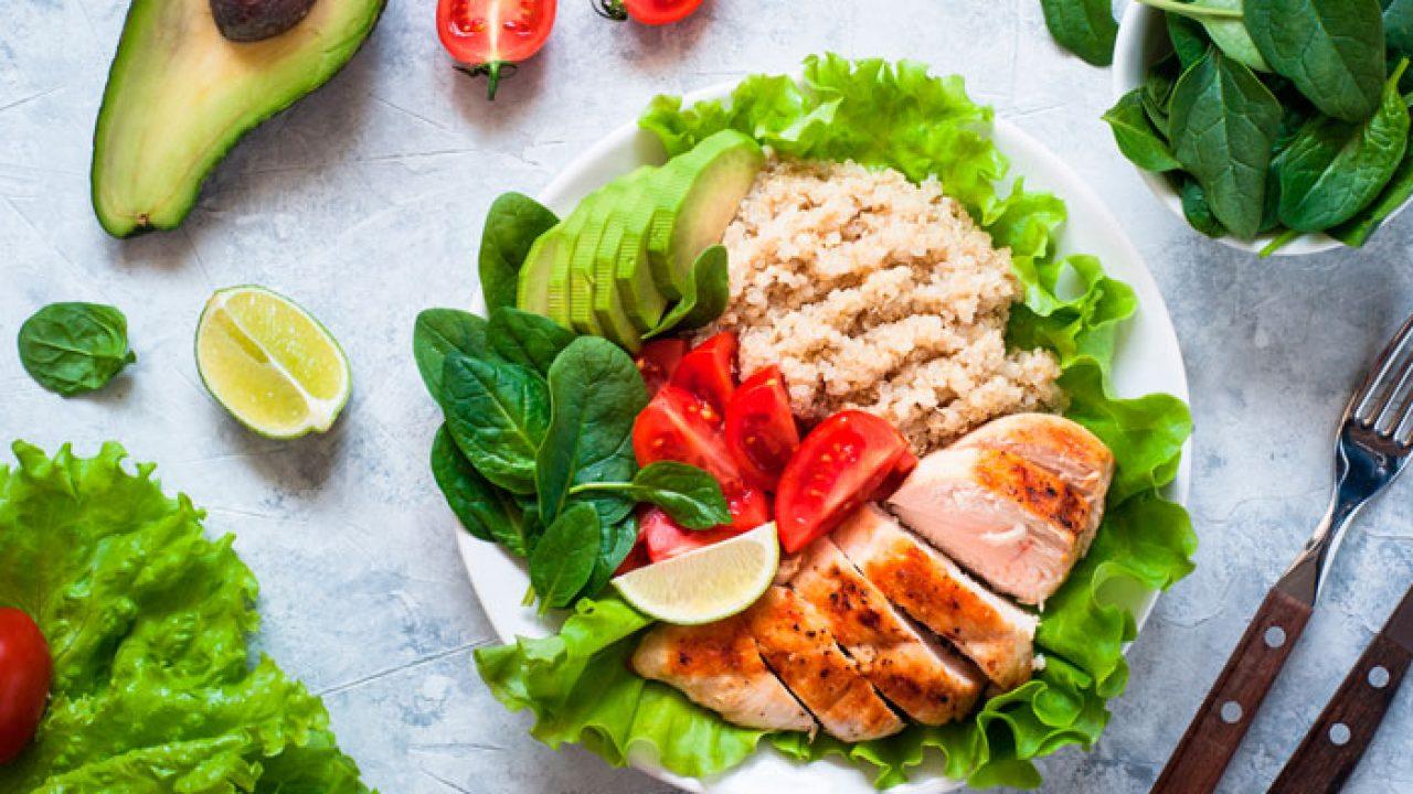 errores de comida saludable