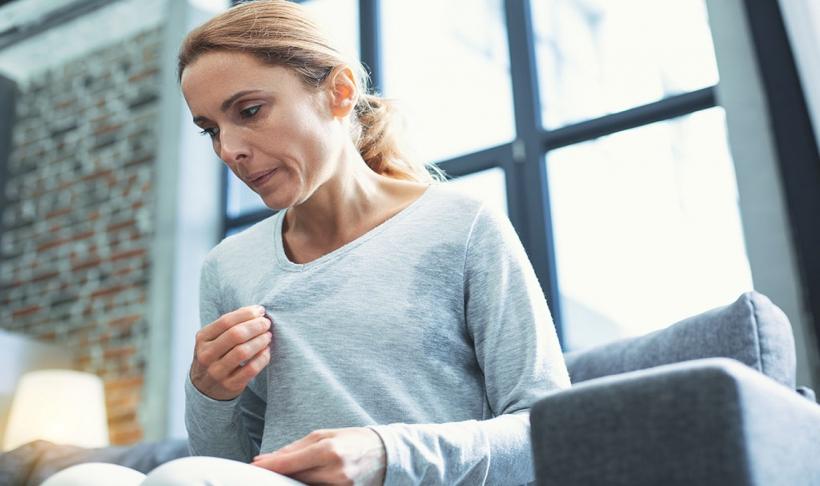 la menopausia y los sofocos