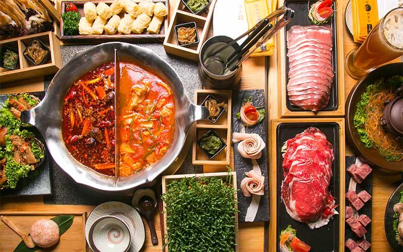 hotpot, receta china